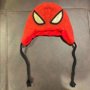 Spider-Man Winter Hat Boys